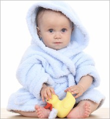 Photo of Newborn, infant, toddler and little boys sleepwear at Sophias Style.