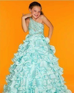 Photo of Pageant Dresses at SophiasStyle.com