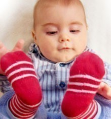 Photo of Boys socks and underwear for infant, toddler and little boys.