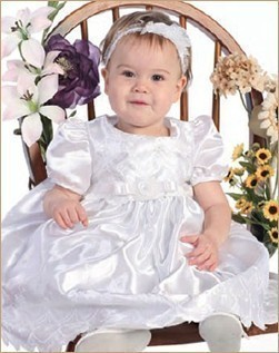 Photo of Christening Gowns at SophiasStyle.com