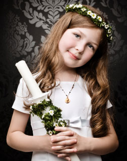 Photo of First Communion Apparel