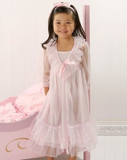 Photo of Girls Sleepwear, Toddler, Baby and Infant Pajamas from Sophias Style