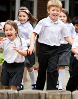 Photo of Kids School Uniforms