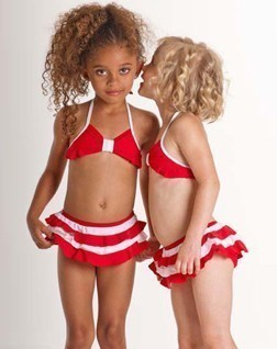 Photo of Girls Swimwear, Little Girl Swimsuits, Toddler Swimsuits and Baby Swimwear from Sophias Style