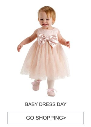 Go to Baby Girls Dresses