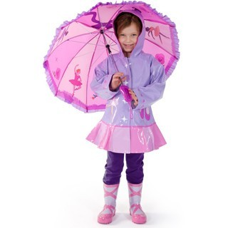Girls Rain Coats