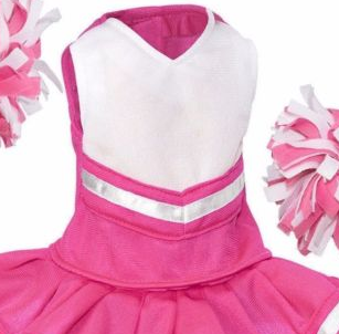 Girls Cheerleading Clothes