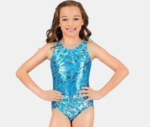 Girls Gymnastics Clothing