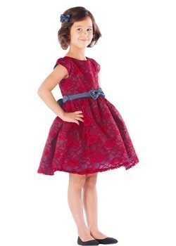 Tween Girls Christmas & Holiday Dresses ...