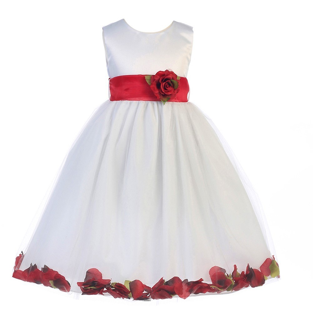 7e44c0399f8 Toddler Flower Girl Dresses Red - Data Dynamic AG