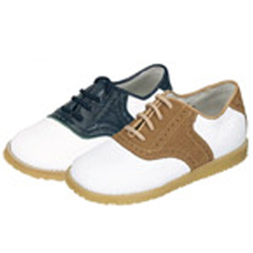 dd220d7b0aa99 Selection of Saddle Dress Lace-up Shoe Toddler Little Boys Size 7-2