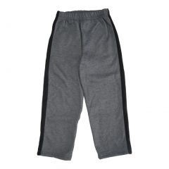 Star Wars Little Boys Grey Black Side Striped Elastic Waist Sweat Pants 4-7
