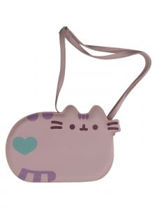 Pusheen Women Pink Cross Body Adjustable Strap Bag Purse