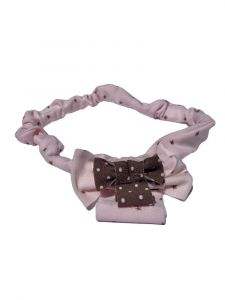 Azul Girls Light Pink Twinkle Twinkle Headband S
