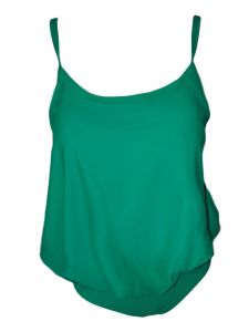 Women's Jade Blouson Yoga Brief Tankini Swimsuit 8-16