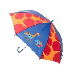 Aquarella Kids Boys Blue Red Dino Raingear Umbrella