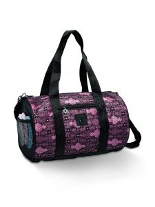DanzNmotion Girls Multi The Burlesque Roll Bag