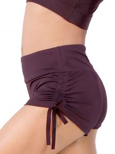 Veva by Very Vary Womens Deep Purple Bannie Shorts XS-L