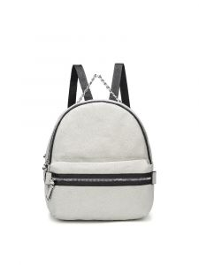 Hearty Trendy Multi Color Practical Zipper Backpack
