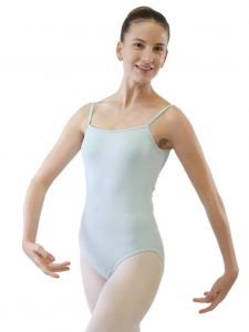 Veva by Very Vary Women Pastel Blue Bluebell Dance Leotard XS-L