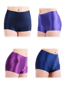 Veva By Very Vary Womens Multi Color 4 Pcs Dance Shorts Set XS