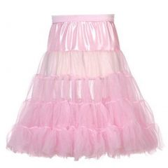 Baby Girls Pink Fluffy Stylish Extra Volume Petticoat Underskirt 12-24M