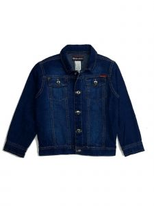 Sprockets Little Boys Denim Stitch Detail Western Jacket 2T-6