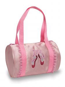 Danshuz Pink My Cute Ballet Bag Purse