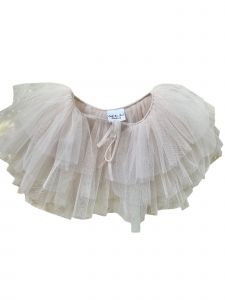 Ooh! La! La! Girls Multi Color Tulle Ballet Capelet One Size