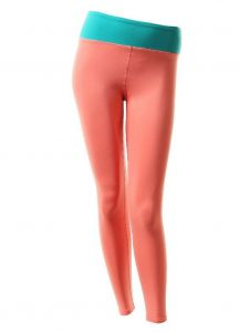 Veva by Very Vary Big Girls Coral Gaya Ankle Leggings 6-12