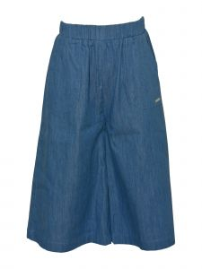 Island Kids & Kids Isle Big Girls Denim Pull-on Culottes Pants 8-12