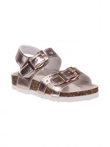 Laura Ashley Little Girls Multi Color Buckle Closures Sandals 5-10 Toddler