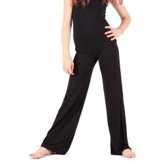 Lori & Jane Big Girls Black Palazzo Pants 4/14