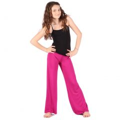 Lori & Jane Big Girls Fuchsia Palazzo Pants 4/14