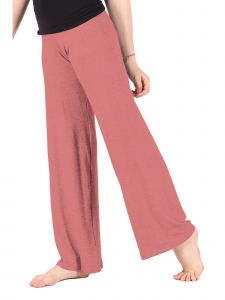 Lori Jane Big Girls Mauve Palazzo Pants 8/10