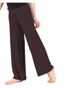 Lori Jane Big Girls Dark Brown Palazzo Pants 8/10