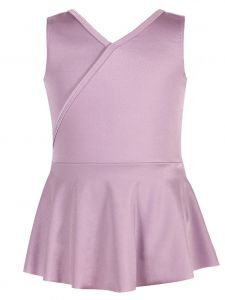 Veva by Very Vary Little Girls Lavender Mari Simple Dance Dress 2-7