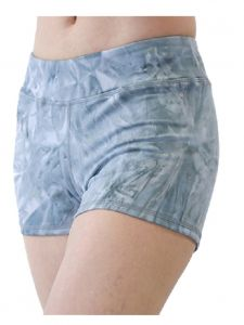 Veva by Very Vary Women Milky Way Mini Tie-Dye Shorts XS-XXL