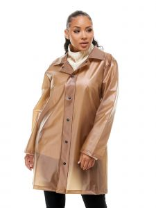 VForce Collection Womens Light Brown Urbane Coat S-XL