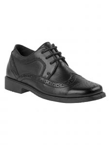 Josmo Big Boys Black Lace Dress Shoes 13-6 Kids