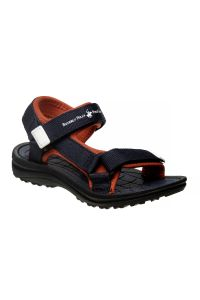 Beverly Hills Boys Navy Red Athletic Hiking Sport Sandals 3 kids