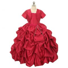 Rain Kids Berry Pick Up Special Occasion Dress Girls 2T-6