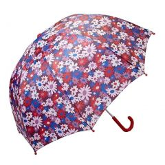 Pluie Pluie Girls Brown Floral Umbrella