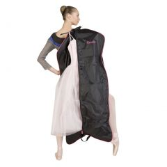 Sansha Black Pink Garment Bag