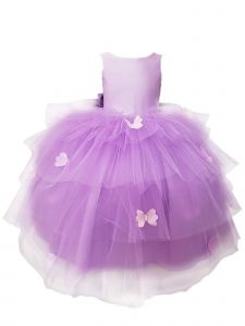 Sinai Kids Big Girls Lilac Sophia The First Samantha Flower Girl Dress 8-12