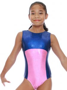 Womens Twilight Aurora Gio Mystique Gymnastics Fancy Leotard XS-L