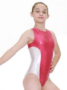 VEVA by Very Vary Womens Rouge Fay Mystique Gymnastics Leotard XS-L