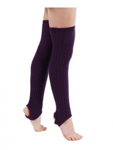 Veva By Very Vary Girls Multi Color Micro Leg Warmer One Size
