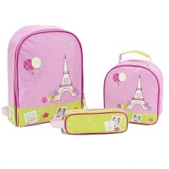 Aquarella Kids 3 pcs Set Back to School Paris