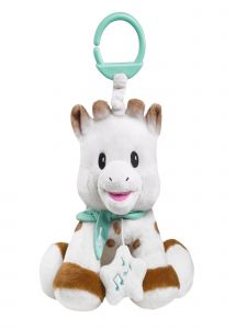 Sophie La Girafe Baby Multi Color Musical Box Sweetie Plush Toy